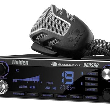 Brand New Uniden BEARCAT CB Radio With Sideband And WeatherBand (980SSB)