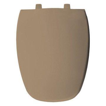 Bemis, Toilet Seat, Sand, 3