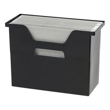Iris Medium Desktop File Box, 6 Pack