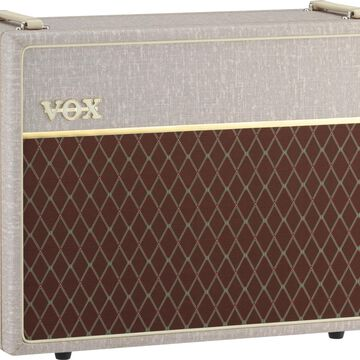 Hand-Wired V212HWX 2x12 Guitar Speaker Cabinet Fawn