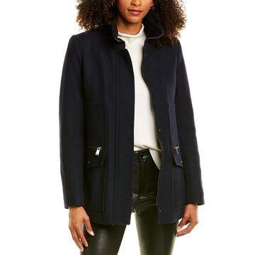Pendleton Timberline Short Wool-Blend Coat