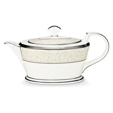 Noritake Silver Palace Teapot