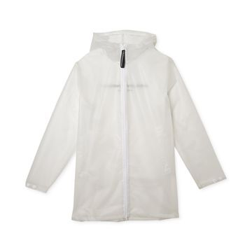 Men's Transparent Parka
