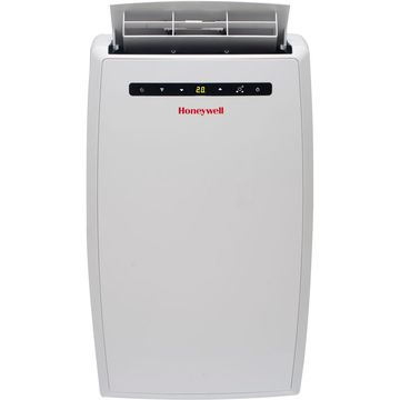 Portable Air Conditioner with Dehumidifier Fan for Rooms Up To 450 Sq Ft with Remote Control Wh