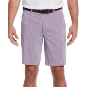 Pga Tour Men's Mini Plaid Shorts