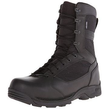 Danner Men's Striker Torrent 8'' Side Zip Duty Boot,Black,4 EE US