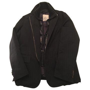 Moncler Black Other Coats