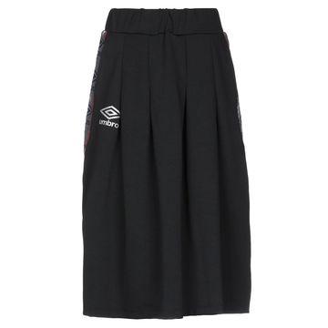 UMBRO Knee length skirts