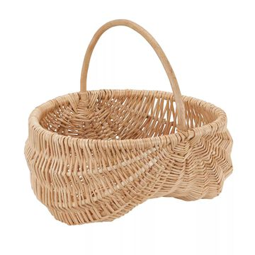 Household Essentials Woven Willow Basket