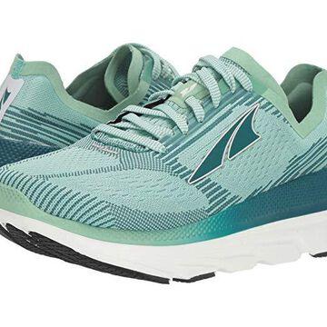 Altra Footwear Duo 1.5 (Green) Women's Running Shoes