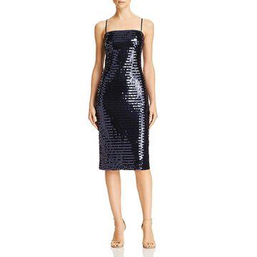 Eliza J Womens Party Midi Bodycon Dress
