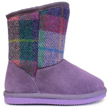 Lamo Sheepskin Girls Wembley Boot