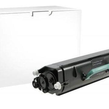 Clover Remanufactured High Yield Universal Toner Cartridge for Lexmark E260