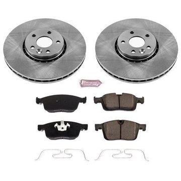 Power Stop KOE7705 Autospecialty OE Replacement Brake Kit -Front