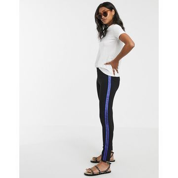 Y.A.S pants with side stripe