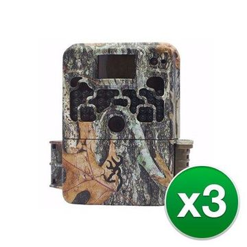Browning Strike Force 850 Extreme Trail Camera w/ 16 MP Resolution (3 Pack)