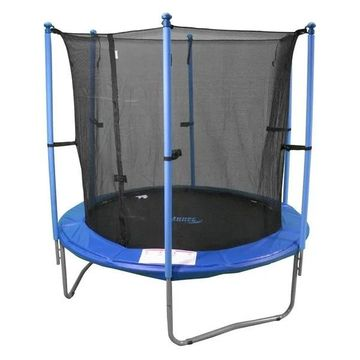 Trampoline and Enclosure Set, Medium