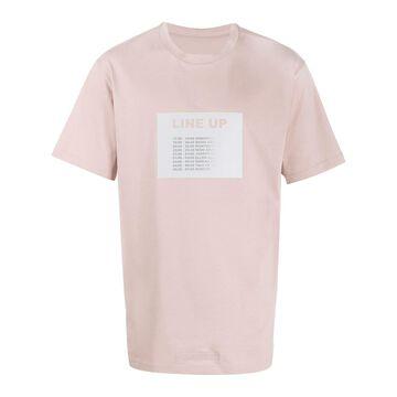 Line Up T-shirt