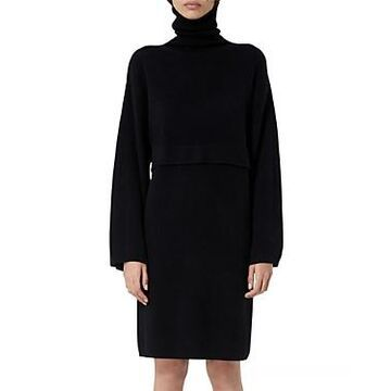 The Kooples Turtleneck Sweater Dress