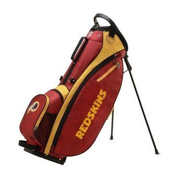 Wilson NFL Carry Golf Bag, Washington Redskins