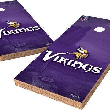 Wild Sports Minnesota Vikings XL Tailgate Bean Bag Toss Shields