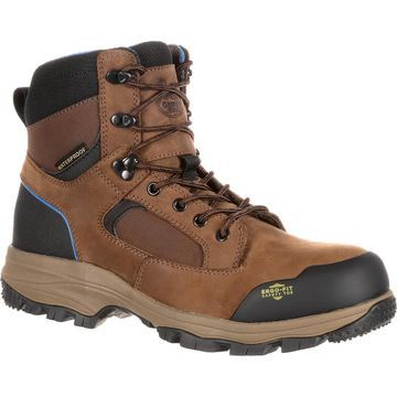 Georgia Boot Blue Collar: Comfortable Waterproof Work Hiker