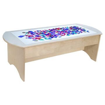 Wood Designs 991304 48 in. Brilliant Light Table without Storage