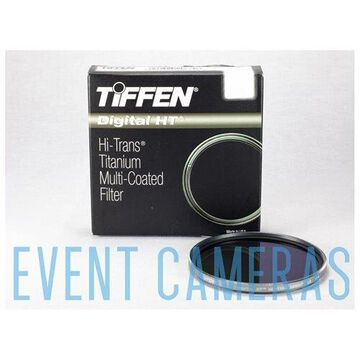 Tiffen 58HTND6 Tiffen 58MM Digital Ht ND 0.6 High-Trans Titanium Filter