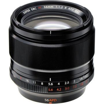 Fujifilm XF 56mm f/1.2 R APD Lens (International Model)