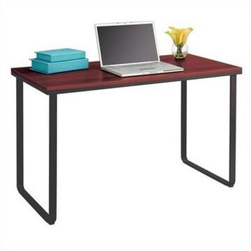 Steel Workstation in Brown and Black- Safco