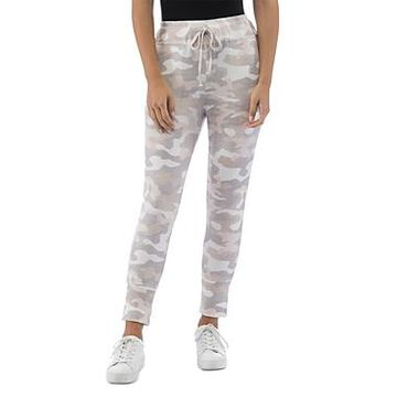 B Collection by Bobeau Camo Jogger Pants
