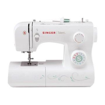 Singer 3321 Sewing Machine with Automatic Needle Threader, 23 Stitches and 4-Step Buttonhole