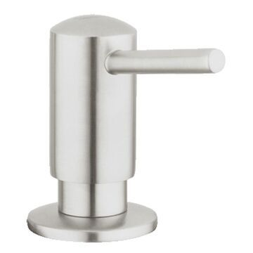 GROHE Supersteel Contemporary Soap Dispenser