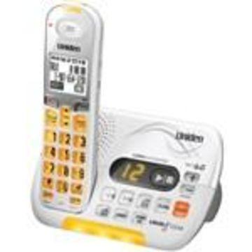 Uniden D3097 DECT 6.0 Amplified Cordless Phone