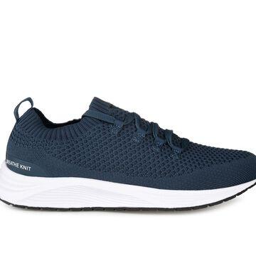 Vance Co. Rowe Men's Shoe (Blue - Size 10.5 - FABRIC)