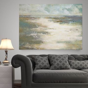 Wexford Home Misty Coast Gallery-wrapped Canvas Wall Art