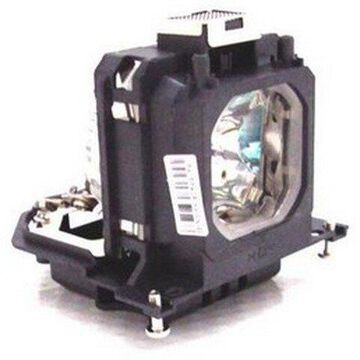 Sanyo PLV-Z3000 Projector Housing with Genuine Original OEM Bulb