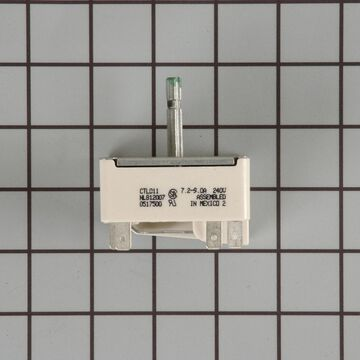 Kenmore Range/Stove/Oven Part # WB23M9 - Surface Element Switch - Genuine OEM Part