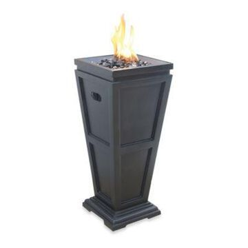 UniFlame 28-Inch Gas Fire Pit