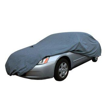 FH GROUP Water Resistant Sedan Car Cover with Free Storage bag, Multiple Sizes