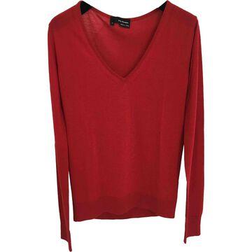 The Kooples \N Red Wool Knitwear