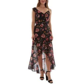 Bcx Juniors' Asymmetrical High-Low Dress