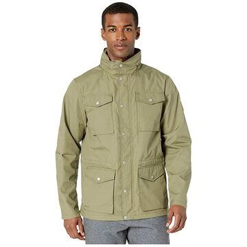 Fjallraven Raven Lite Jacket (Green) Men's Clothing