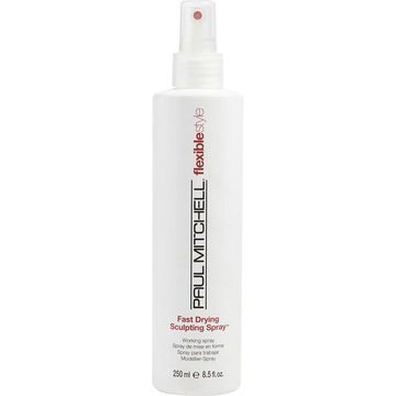 Paul Mitchell By Paul Mitchell Fast Drying Sculpting Spray Medium Hold 8.5 Oz For Unisex (Package Of 4)