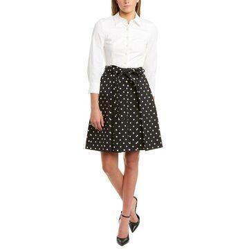 Carolina Herrera Womens Shirtdress