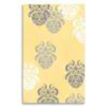 The Rug Market Yellow Rectangular Indoor Handcrafted Kids Area Rug (Common: 3 x 5; Actual: 2.667-ft W x 4.667-ft L)