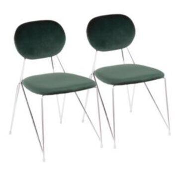 Lumisource Gwen Chair Set of 2