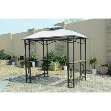 Sunjoy Replacement Canopy Set for model L-GG040PST-A