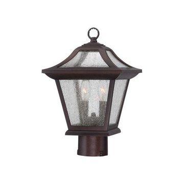 Acclaim Lighting 39017 Aiken 2 Light Outdoor Post Light