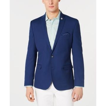 Nick Graham Men's Stretch Slim-Fit Textured Sport Coat